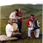 Tom O Sullivan, Patrick Doyje, Johnny Cahillane, Miles o Brien A Day in the Bog
