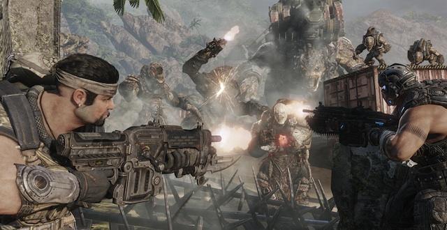 review gears of war 3 kill screen