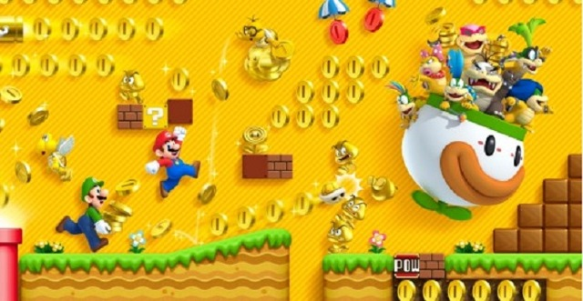 New Super Mario Bros  2 is worth every last coin  - Kill Screen