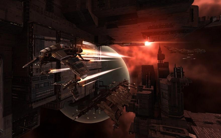 The glorious propaganda of Eve Online - Kill Screen