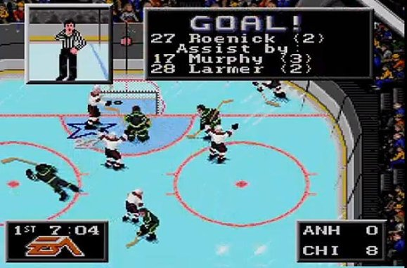 A New Hockey Game Is Coming That Sure Does Look Like Blades Of Steel