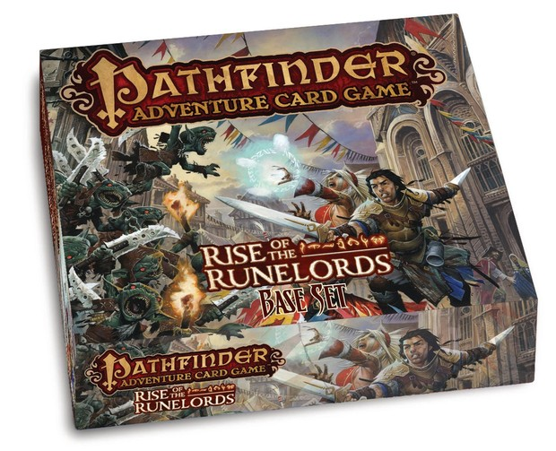 Pathfinder Adventure Card Game loses the trail and gets a
