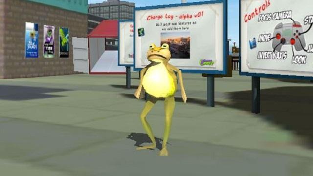 theamazingfrog