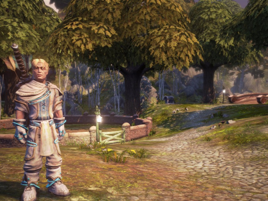 Yearning to be evil in Fable Anniversary - Kill Screen