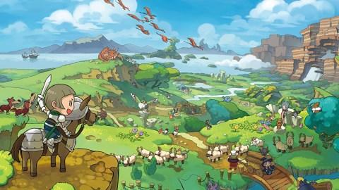 Fantasy Life, games