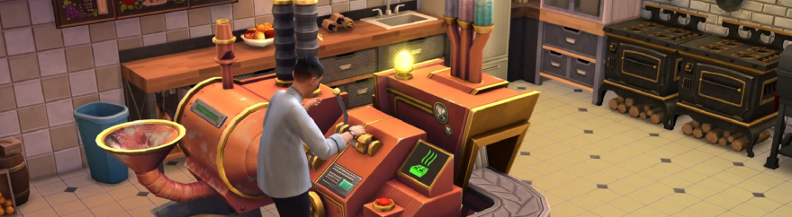 There is only one way to play the Sims, and that is to cheat