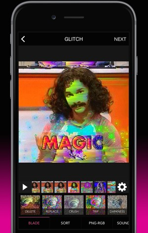 Glitch Wizard makes corrupting media as easy as applying