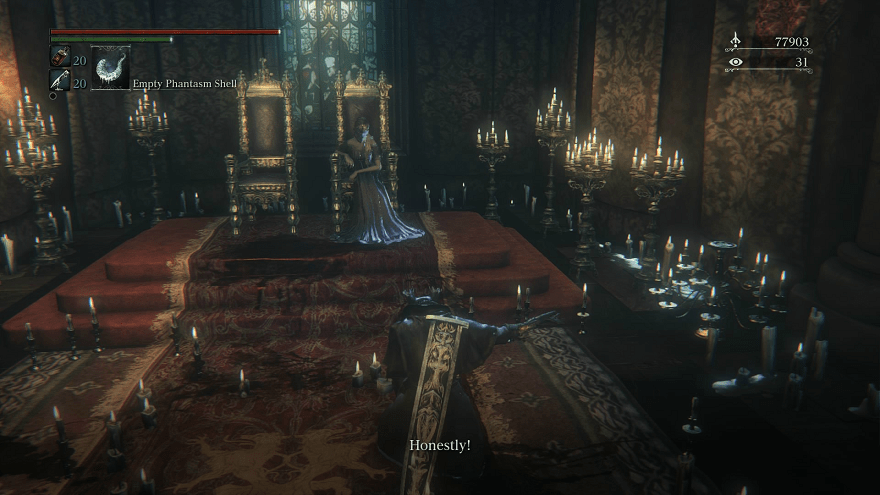 Bloodborne's Chalice Dungeons hide the game's greatest challenges