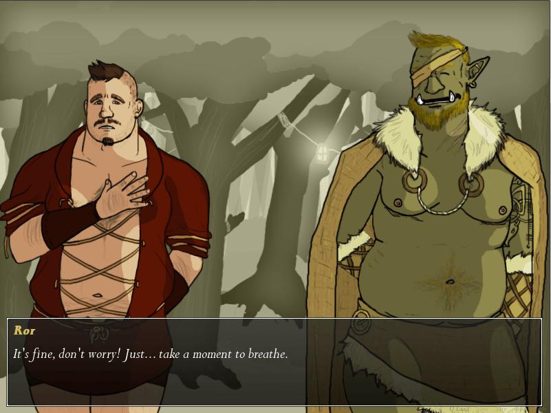 Tusks dating sim