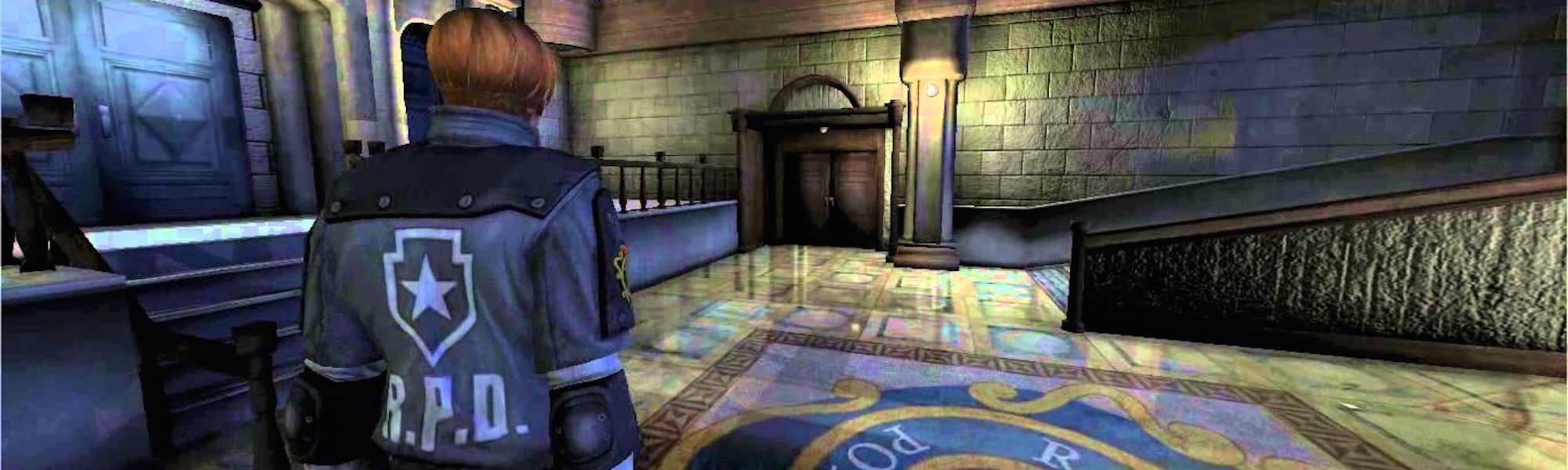 The horror of Resident Evil 2's police station - Kill Screen
