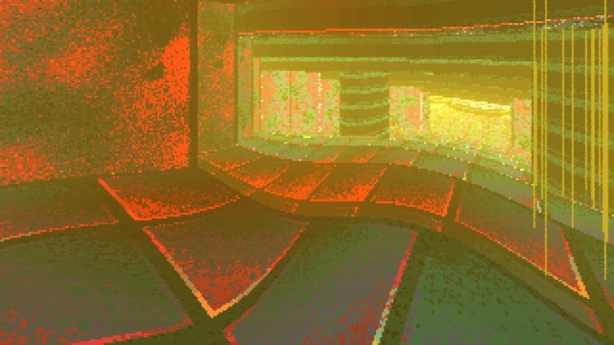 Knossu finds the horror in non-euclidean architecture - Kill Screen