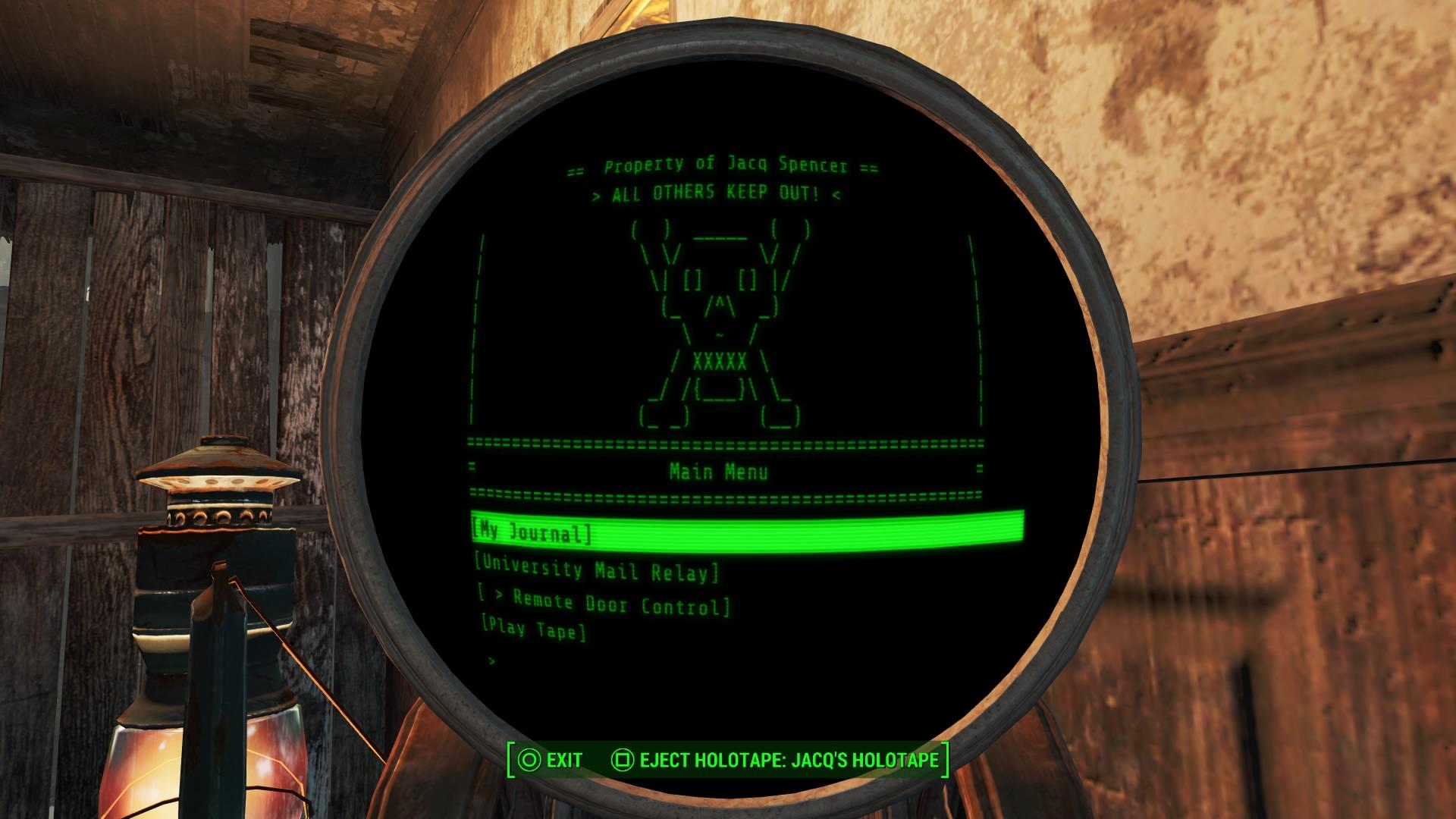 Fallout 4: Return to Junktown - Kill Screen
