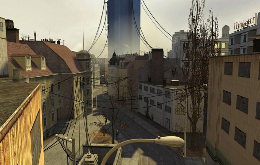 Half-Life 2 City 17