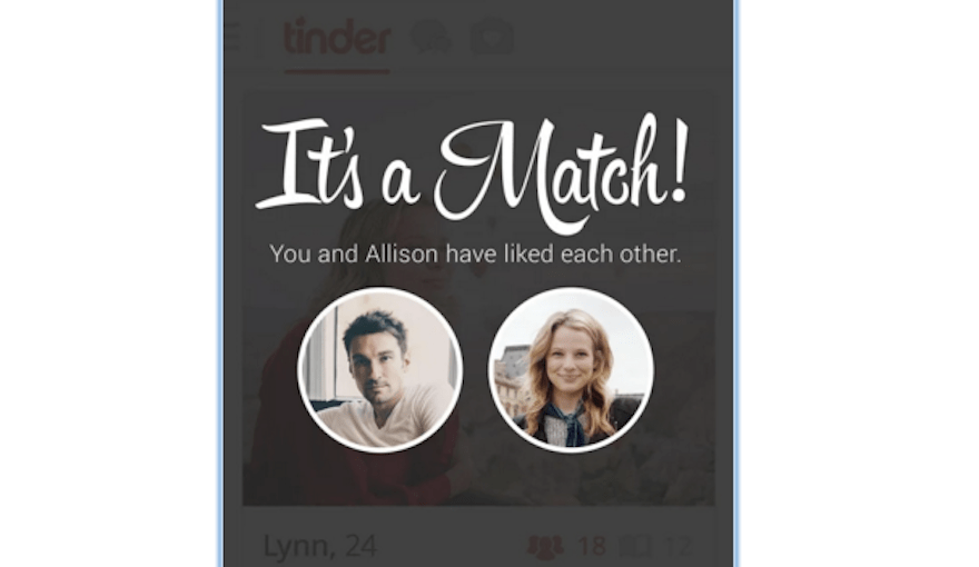 How does tinder rank with other dating sites