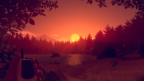 Play Firewatch For A Breath Of Fresh Air