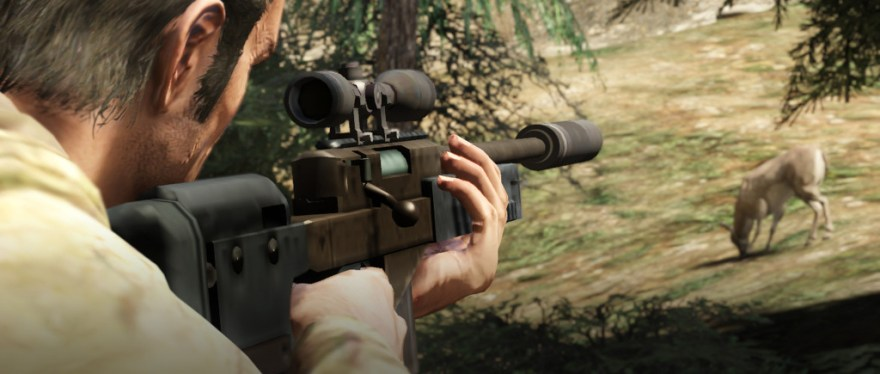 GTA V Hunting
