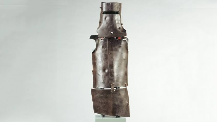 Ned Kelly armor