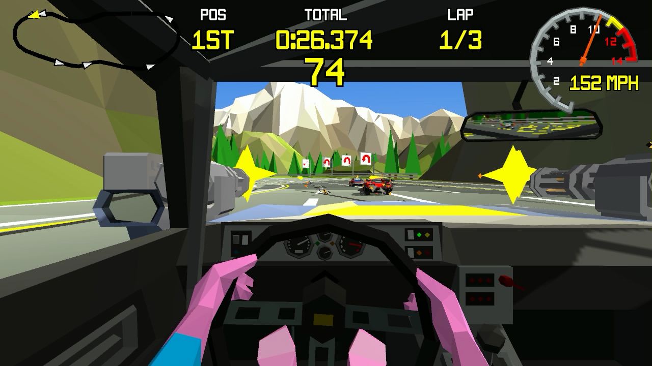 Racing Apex, the car combat game made to honor your memories of the