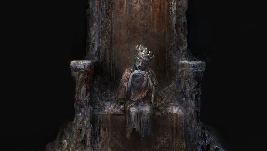 Dark Souls 3 concept art