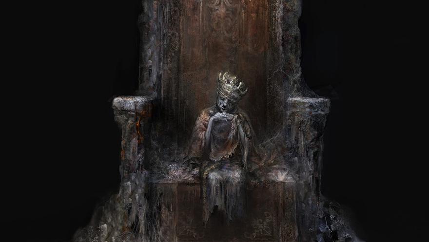 Dark Souls III and the color purple - Kill Screen