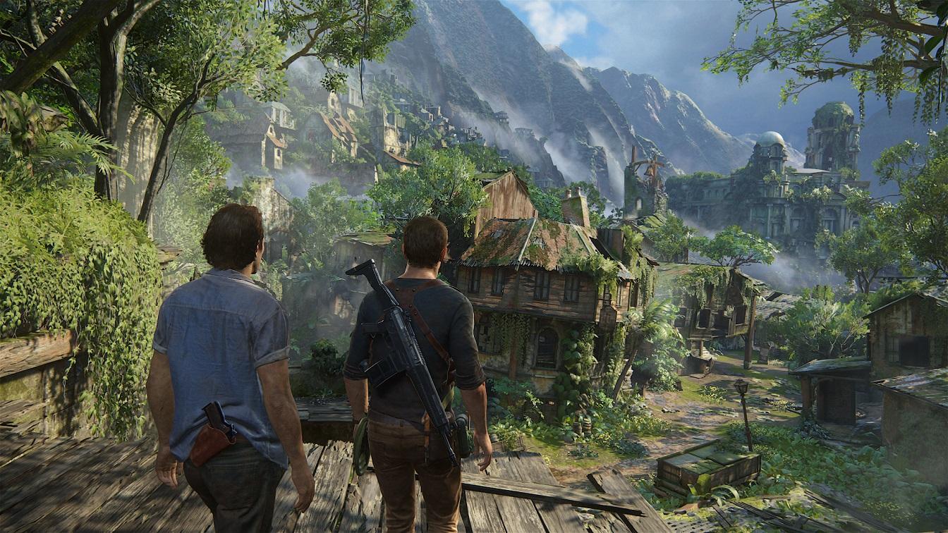 Uncharted 4 Has No Regrets Kill Screen