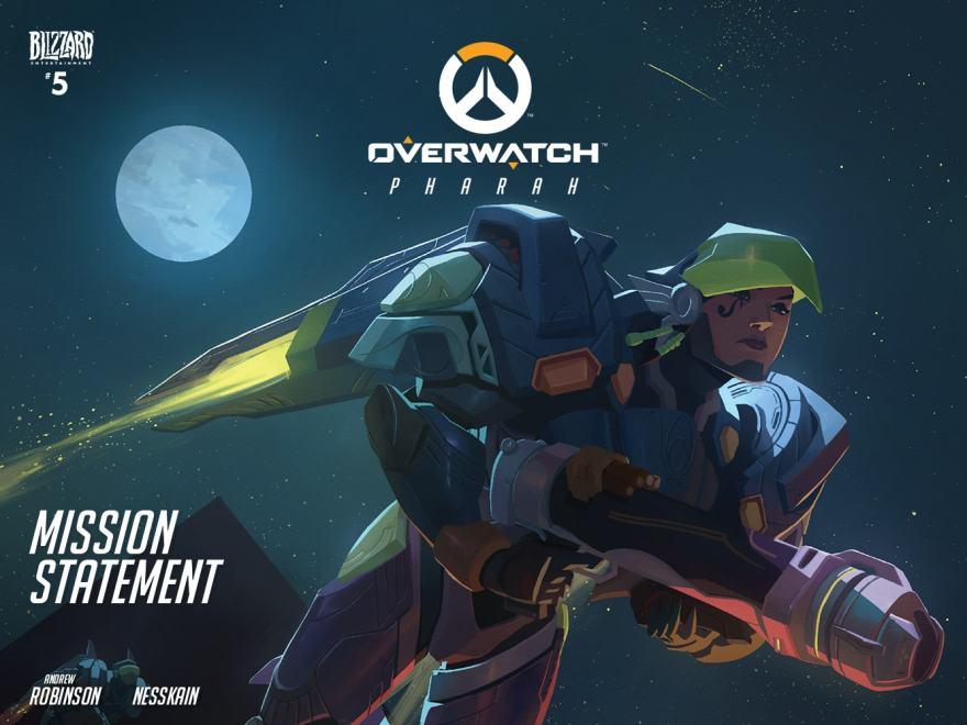 overwatch comic