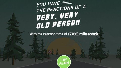 Reaction Time test