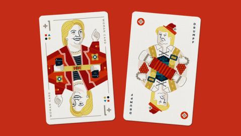 trump cardss