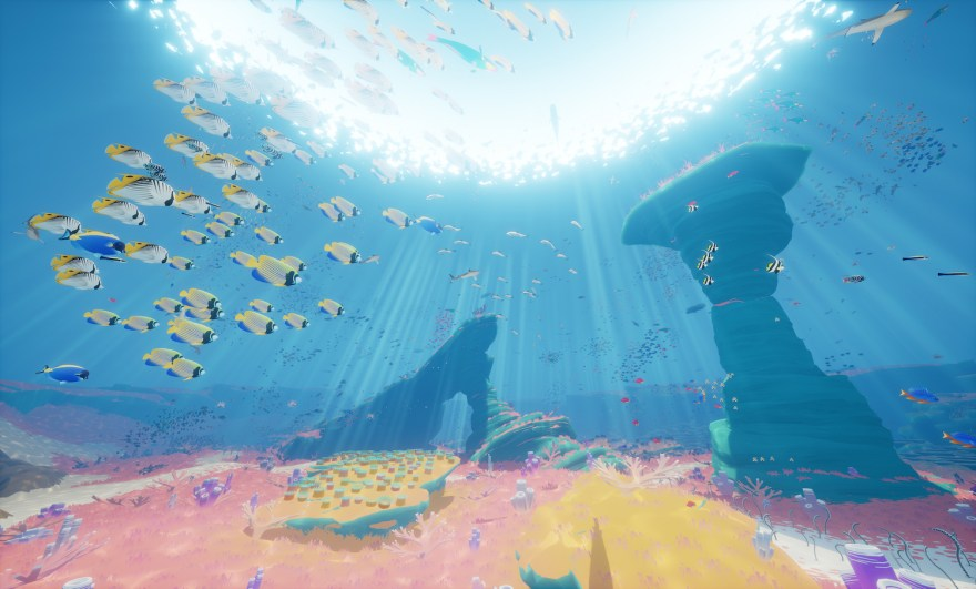 Abzu Reef