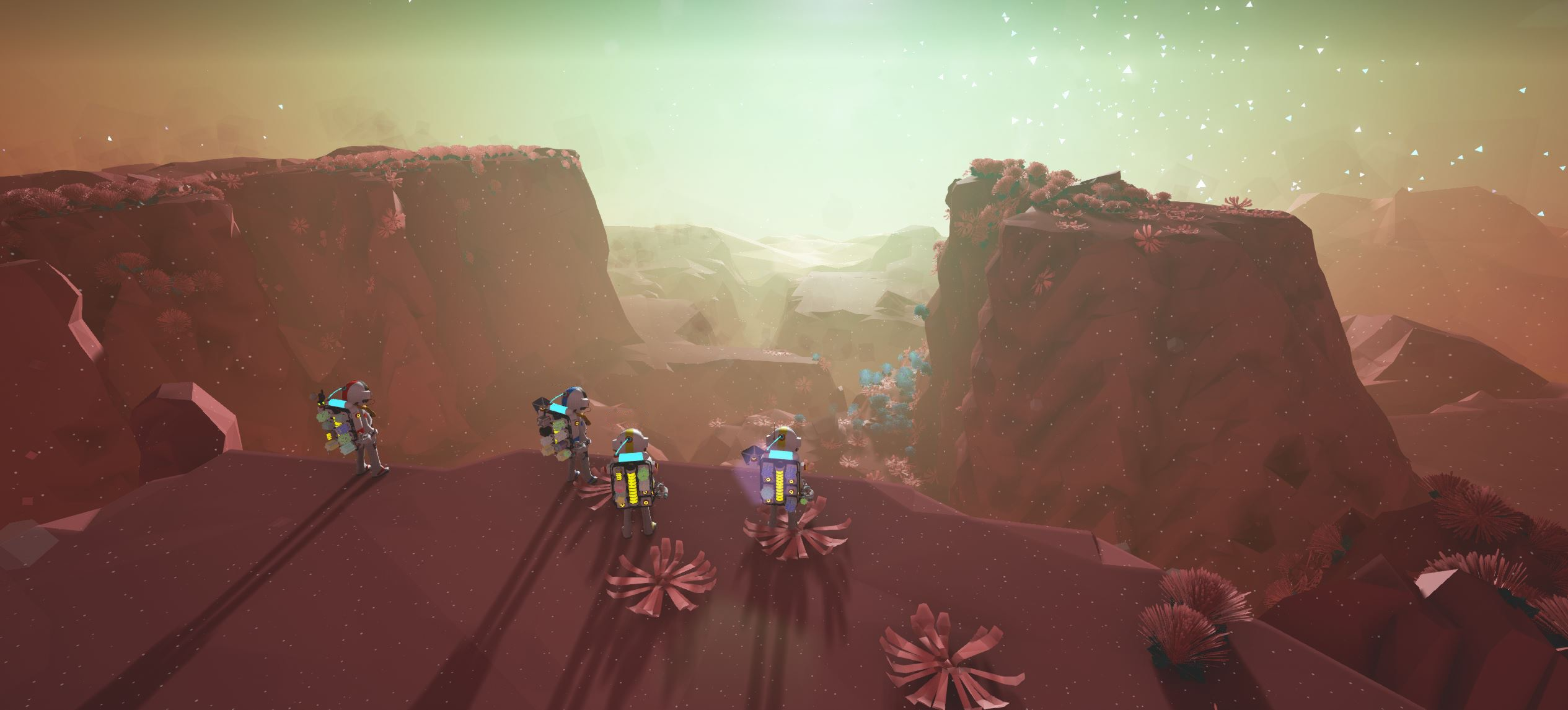 Astroneer Will Take Humanitys Fight Against Nature To Space Kill Screen