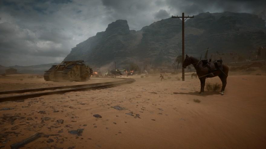 horsetank