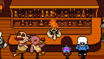 Undertale's not as peaceful as it pretends - Kill Screen