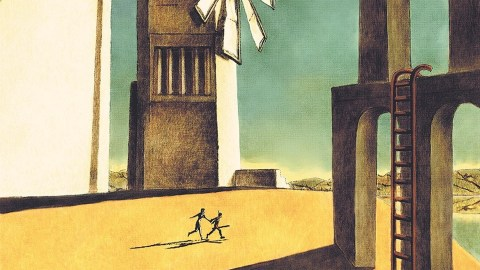 Giorgio De Chirico Archives Kill Screen