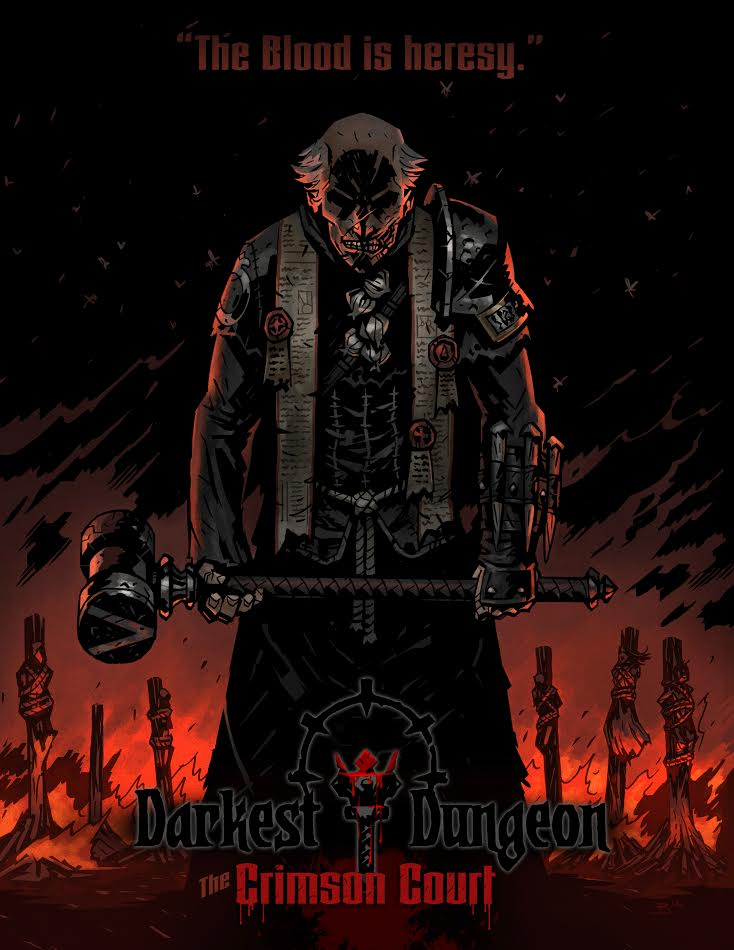 Meet the vampire hunter that's coming for you in Darkest