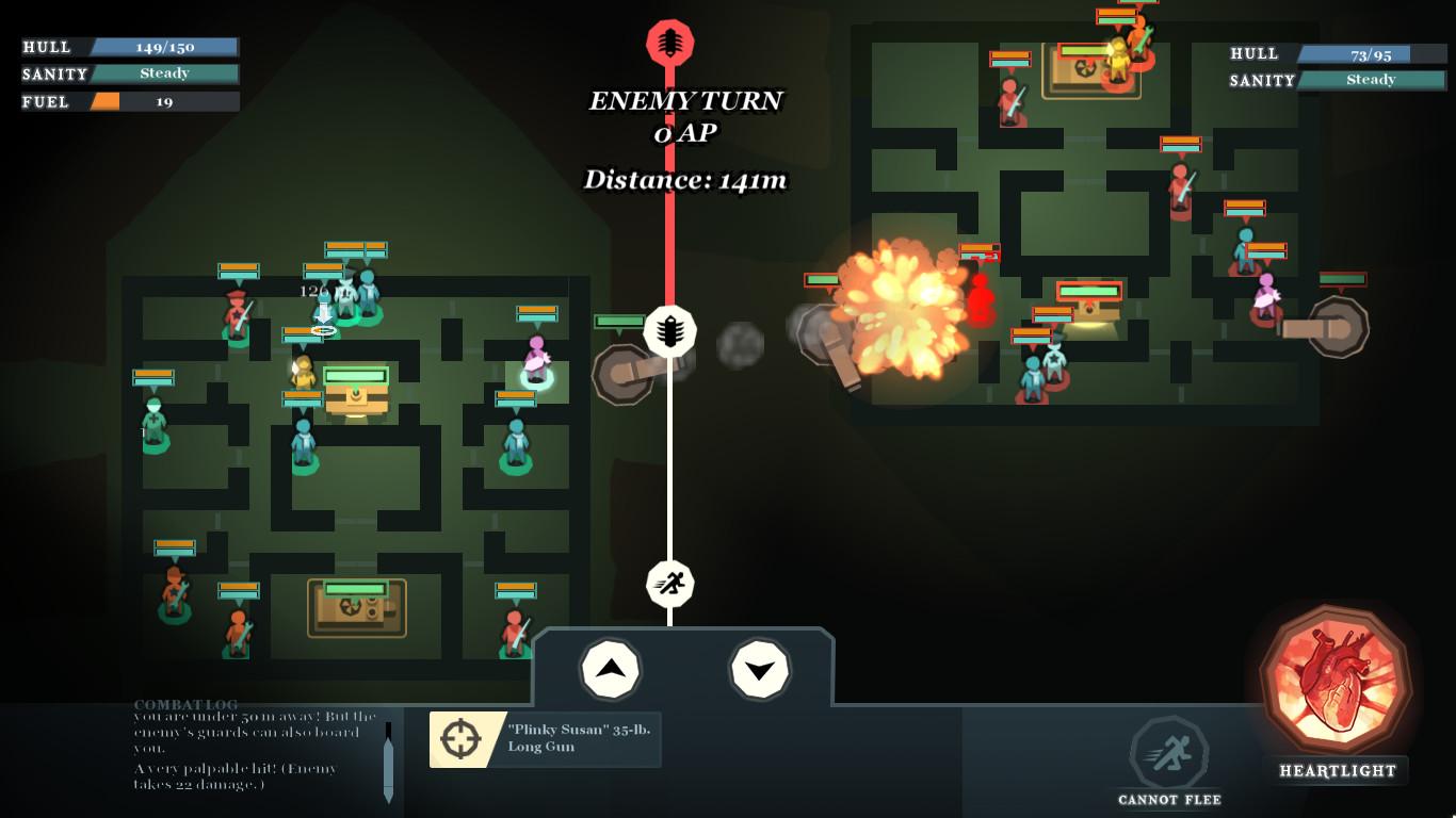 Enemies That Move Across Rooms