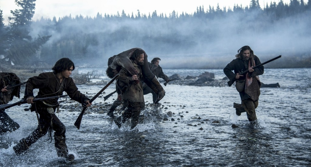 The Revenant's intensity comes in part from its lengthy shots