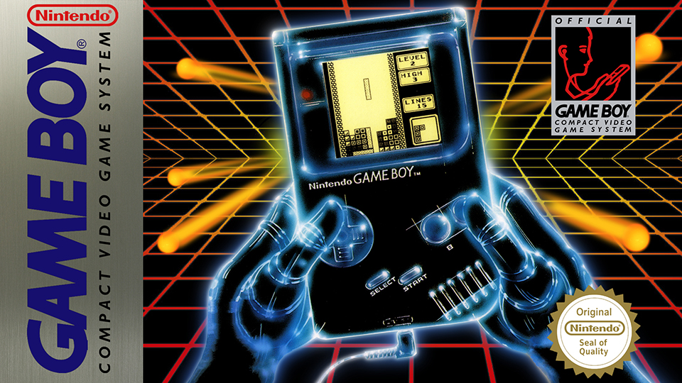 The Original Gameboy