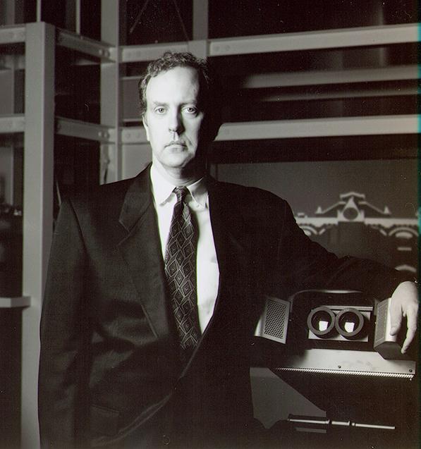 Scott Fisher in the 1980s