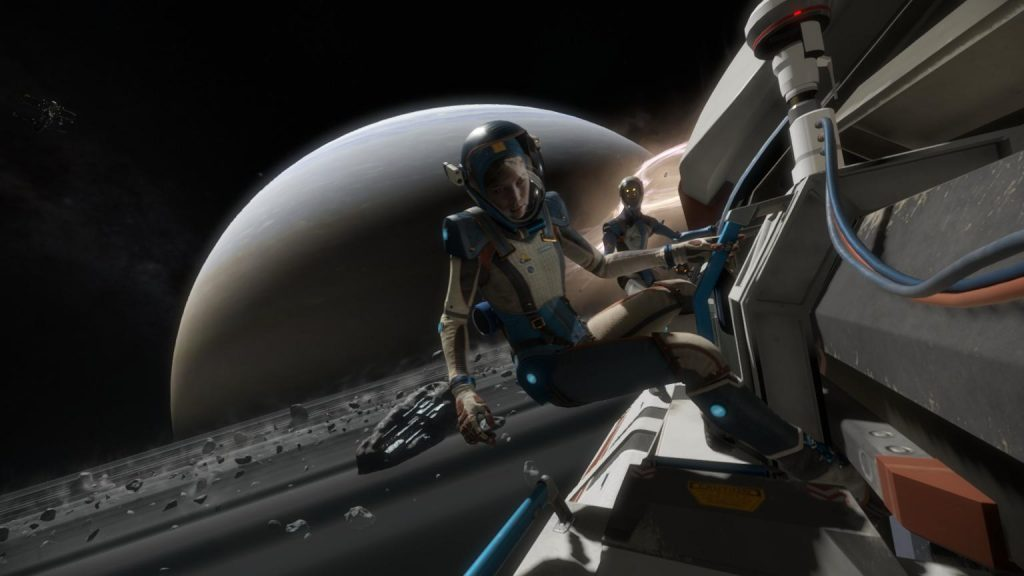 A peek at Lone Echo, the millionth VR game to be set in space.