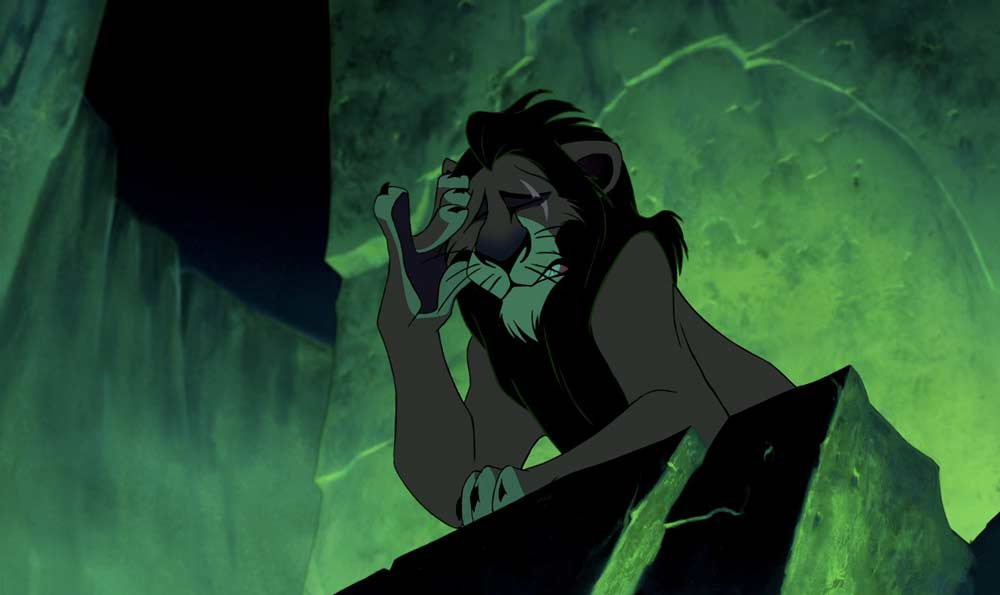 The bigger question though is: will Jeremy Irons lend his voice to Scar again?