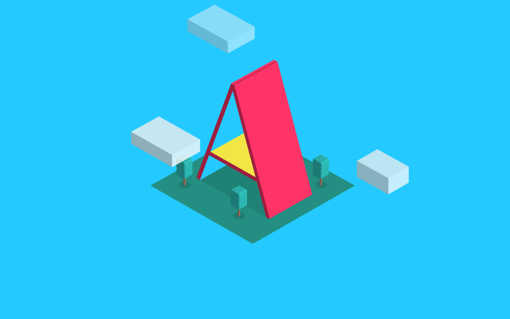 Mozilla's A-Frame provides the framework for WebVR content creation.