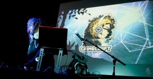 Lara Croft PAX Grimecraft and DJ Cutman 3