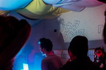 Glitch City Vaporwave Party 1