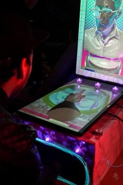Glitch City Vaporwave Party 3