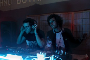Glitch City Vaporwave Party 7