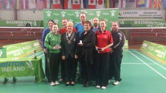 11 May 2014 Grade H Mixed League All Ireland Finals, 2014. 1