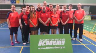 11 May 2014 Grade H Mixed League All Ireland Finals, 2014. 2