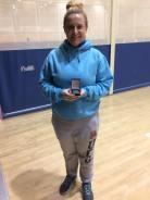 11 December 2016 Munster comp results Ladies G singles winner Edel Firth.