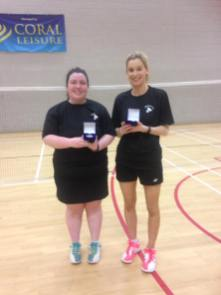 Graduates Badminton 1