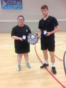 Graduates Badminton 3